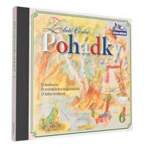 CD Zlaté české pohádky od A do Z 6 - neuveden