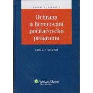 Ochrana a licencování počítačového programu - Štědroň B.