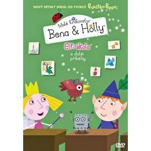 DVD Malé království Bena a Holly - Elfí škola - neuveden