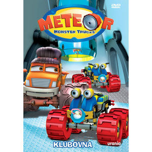 DVD Meteor Monster Trucks 6 - Klubovna - neuveden