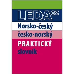 Norština-čeština praktický slovník s novými výrazy - Vrbová J. a kolektiv