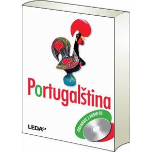 Portugalština + 2CD - Jaroslava Jindrová a kol.