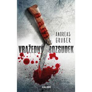 Vražedný rozsudek - Gruber Andreas