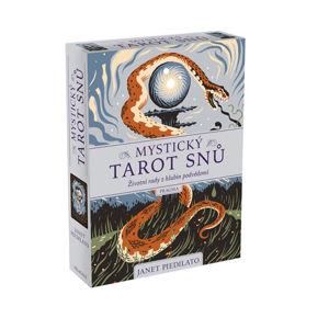 Mystický tarot snů - Životní rady z hlubin podvědomí - Piedilato Janet
