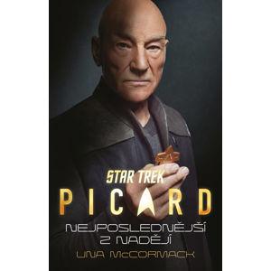 Star Trek: Picard – Nejposlednější z nadějí - McCormack Una