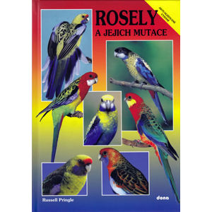 Rosely a jejich mutace - Pringle Russell