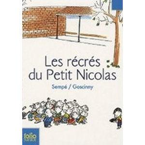 Les récrés du Petit Nicolas - Goscinny René, Sempé Jean-Jacques,