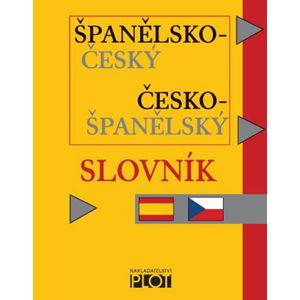 Španělsko-český/Česko-španělský slovník kapesní - kolektiv autorů