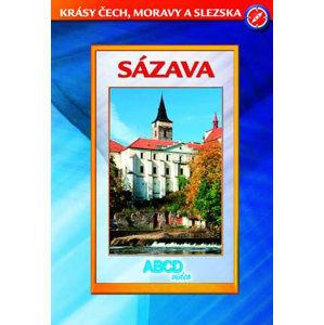 Sázava DVD - Krásy ČR - neuveden
