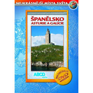 Španělsko - Asturie a Galície DVD - Nekrásnější místa světa - neuveden