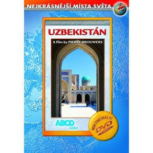 Uzbekistán DVD - Nejkrásnější místa světa - neuveden