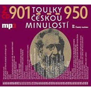 Toulky českou minulostí 901-950 - 2CD/mp3 - kolektiv autorů