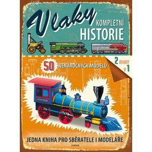 Vlaky - Kompletní historie - neuveden