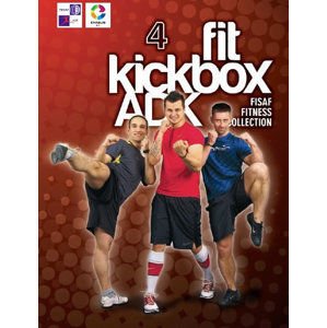 Fit kickbox - DVD - neuveden