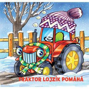 Traktor Lojzík pomáhá - Černohorská Helena
