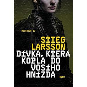 Dívka, která kopla do vosího hnízda - Larsson Stieg