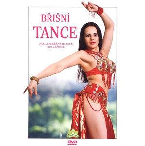 Břišní tance - Základy břišních tanců pro každého - DVD - neuveden