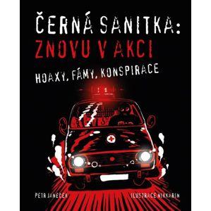 Černá sanitka: Znovu v akci - Janeček Petr