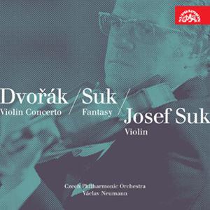 Dvořák, Suk: Houslový koncert, Romance - Fantasie, Pohádky - CD - Různí interpreti