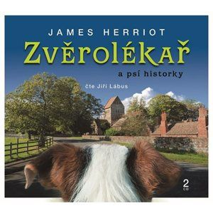 CD Zvěrolékař a psí historky - Herriot James