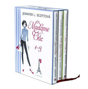 Madame Chic 1-3 komplet - Scottová Jennifer L.