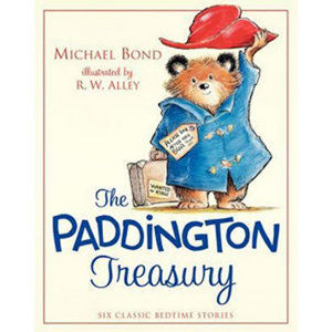 Paddington Treasury - Bond Michael