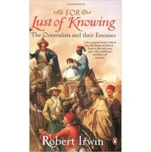 For Lust Of Knowing - Irwin Robert