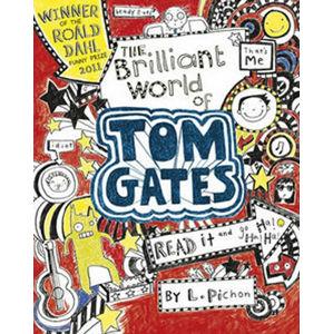 The Brilliant World of Tom Gates - Pichon Liz