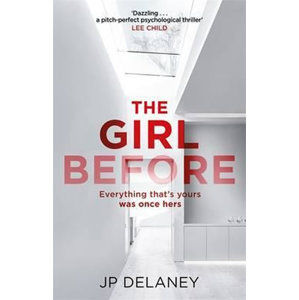 Girl Before - Delaney J. P.