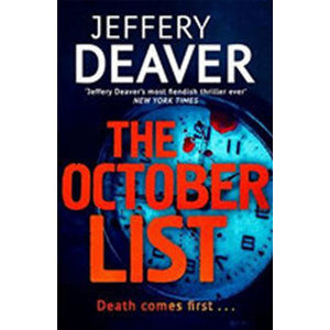 The October List - Deaver Jeffery