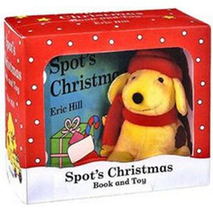 Spot´s Christmas Book and Toy - Hill Eric