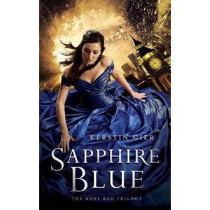 Saphire Blue - Gierová Kerstin