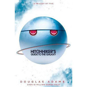 The Hitchhiker´s Guide to the Galaxy Omnibus : A Trilogy in Five Parts - Douglas Adams