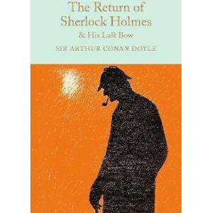 The Return of Sherlock Holmes & His Last Bow - Doyle Arthur Conan