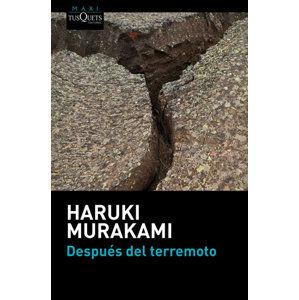 Después del terremoto - Murakami Haruki