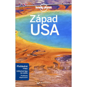 Západ USA - Lonely Planet - neuveden