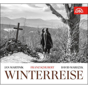 Winterreise - CD - Martiník Jan, Mareček David,