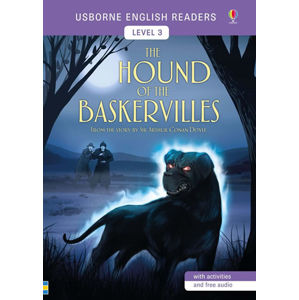 Usborne English Readers 3: The Hound of the Baskervilles - Doyle Arthur Conan