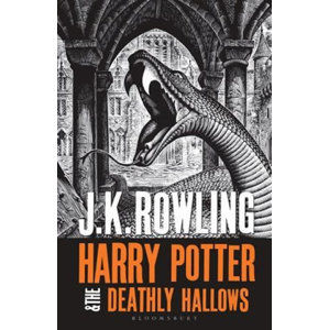 Harry Potter and the Deathly Hallows - Rowlingová Joanne Kathleen