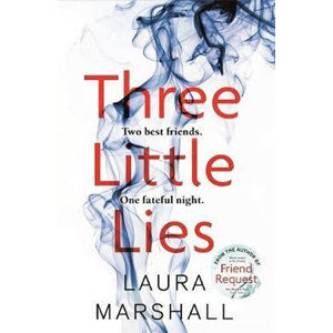 Three Little Lies : The compulsive new thriller from the author of FRIEND REQUEST - Marshall Laura