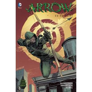 Arrow 1 (komiksová obálka) - kolektiv autorů
