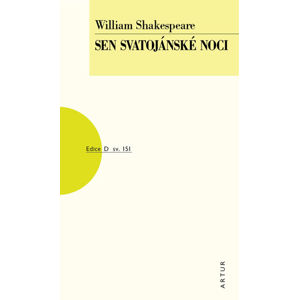Sen svatojánské noci - Shakespeare William