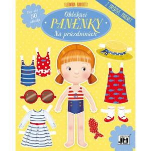 Na prázdninách - Oblékací panenky - neuveden