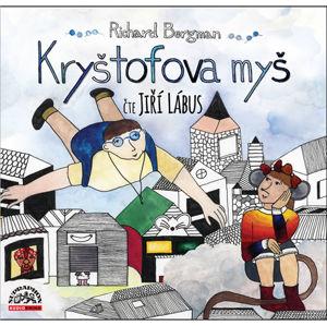 Jiří Lábus: Kryštofova myš - CD - Lábus Jiří