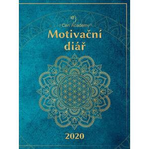 Motivační diář 2020 - Začněte jednat - neuveden