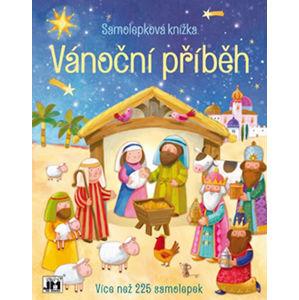 Vánoční příběh - Samolepková knížka - neuveden