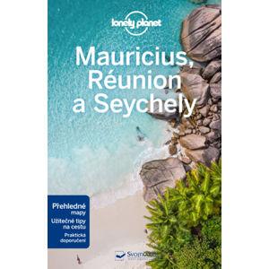 Mauricius, Réunion a Seychely - Lonely Planet (1) - neuveden