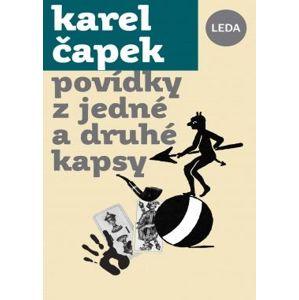 Povídky z jedné a z druhé kapsy - Čapek Karel