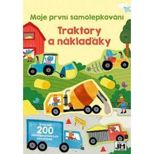 Traktory & náklaďáky - Moje první samolepkování - neuveden