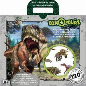 Dinosauři - Zábavný kufřík - neuveden